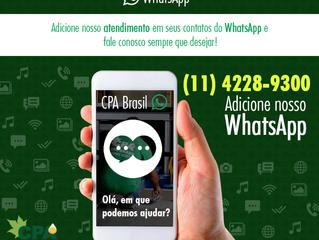 Whatsapp Corporativo CPA Brasil