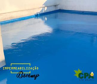 Impermeabilização CPA Brasil   BIOIMP