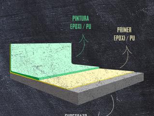Sistema Pintura: Epóxi | Poliuretano | Poliaspártico