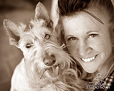 me and my scottish terrier