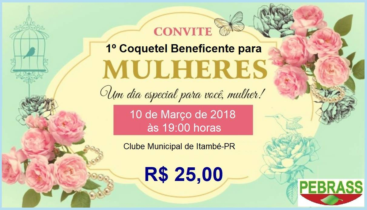 Coquetel Mulheres