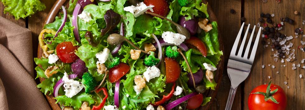 Salade fraiche / Fresh salad