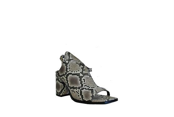 Ellipse Snakeprint Shoes