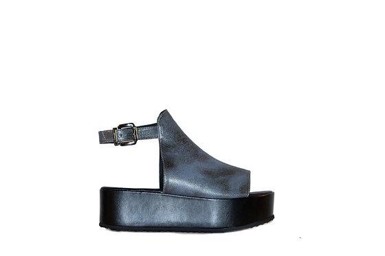 Haze Grey Sandals
