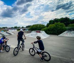Skatepark Mobil
