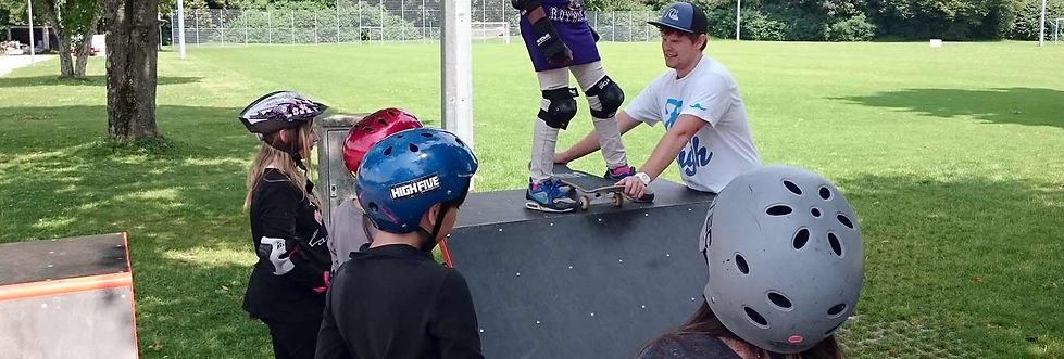 Skateboard Kurse