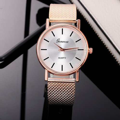 Geneva ファッションクォーツ時計