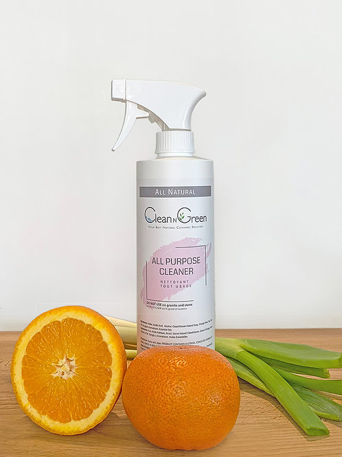 All Purpose Cleaner - All NATURAL
