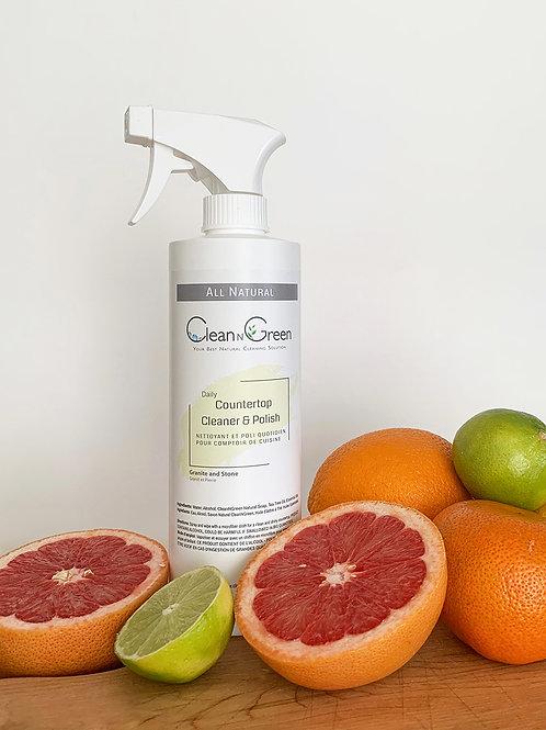 Countertop Cleaner & Polish - All NATURAL