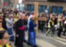 Via Sacra na Catedral - Sexta feira Sant