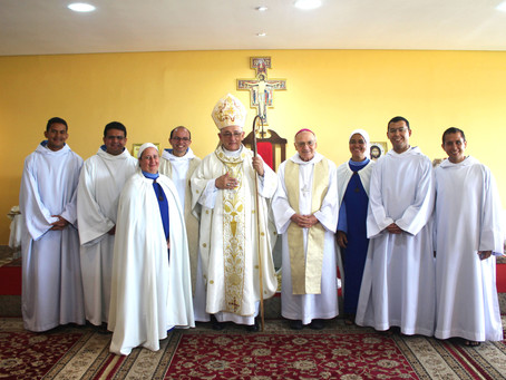 A new step on the path to the priesthood