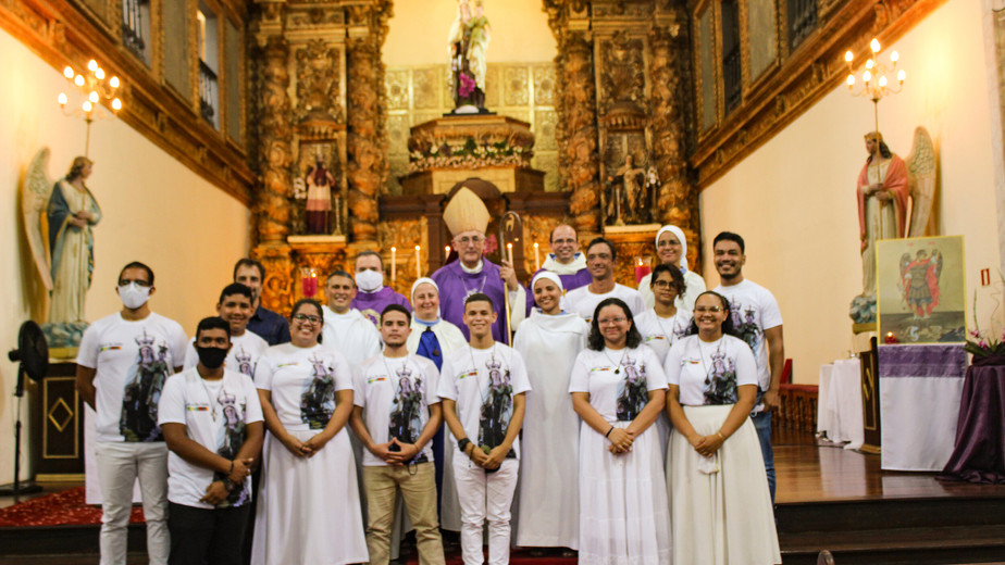 """Opening of the first Sabbatical Year in """"Our Lady of Mount Carmel"""" house in Belém, Brazil"""