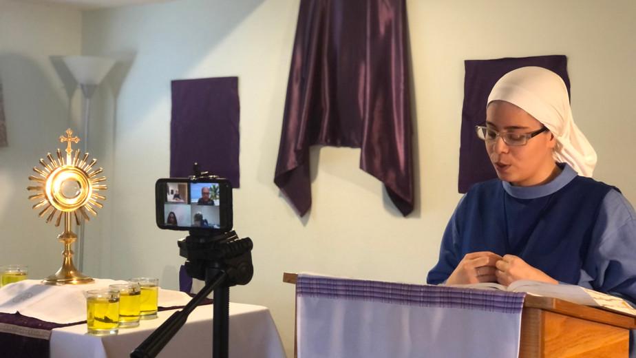 Online Lenten Retreat in preparation for Holy Week