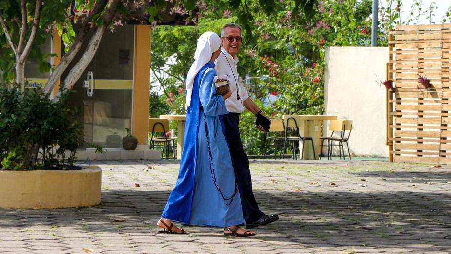 The spiritual companion: a spiritual father!
