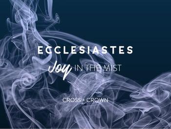 ECCLESIASTES TEACHING