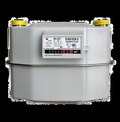 Диафрагменный счетчик газа BK G4T-10T