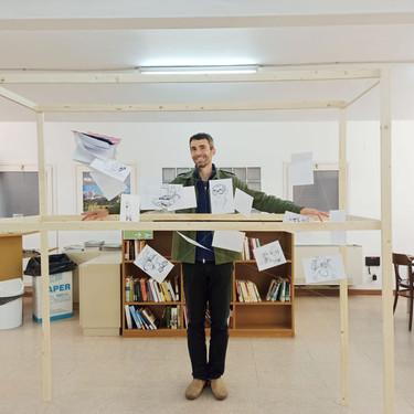 Exposició Jaume Nadal