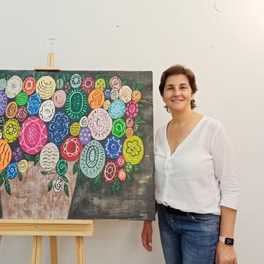 Exposició pintura. Marian Dalmau