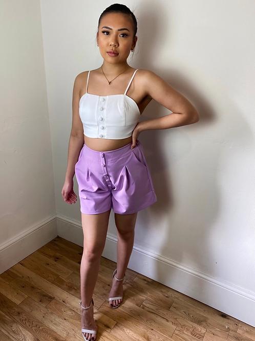 Aurora Purple shorts