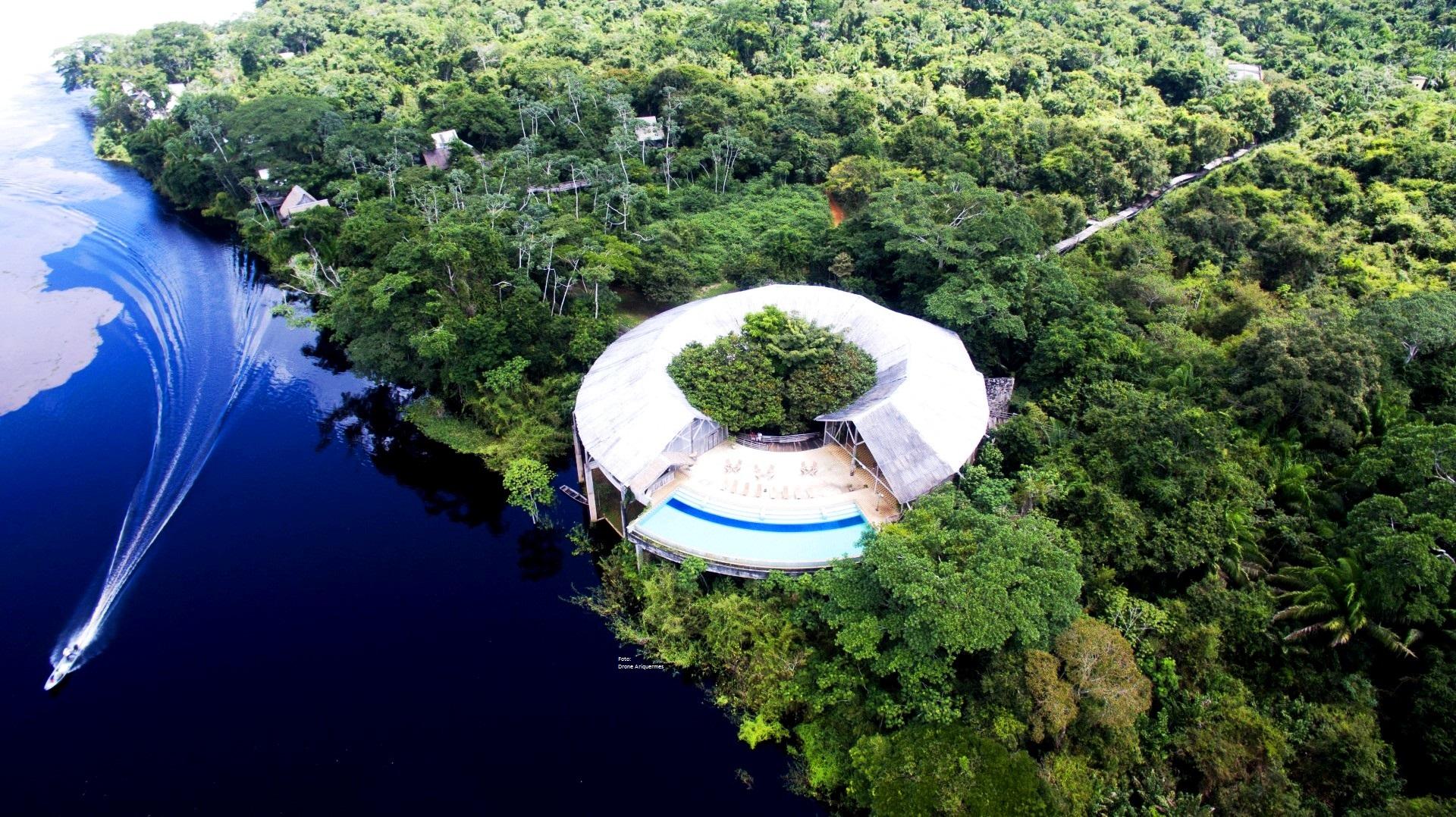 Pakaas Lodge Hotel de Selva