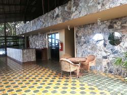 recepção Pakaas Palafitas Lodge