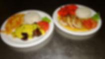 refeições Pakaas Palafitas Lodge