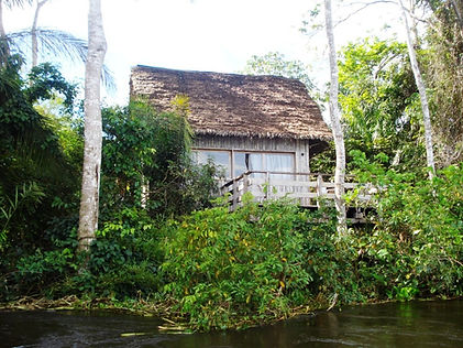 Cabana Luxo Superior Pakaas Palafitas Lodge
