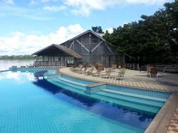 piscina Pakaas Palafitas Lodge
