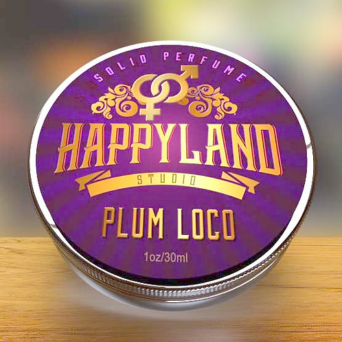 Plum Loco (Solid Perfume)
