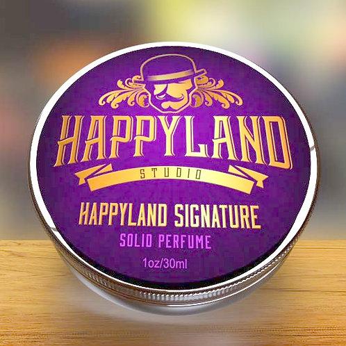 Happyland Signature (Solid Perfume)