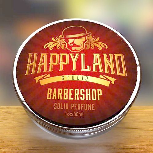 Barbershop (Solid Perfume)