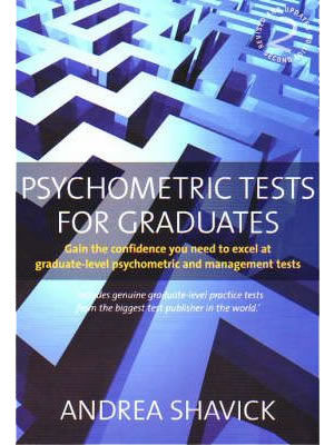 Andrea Shavick's best-selling Psychometric Tests for Graduates