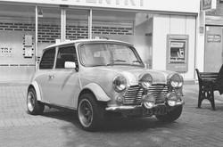 35mm Classic Vintage Mini Car
