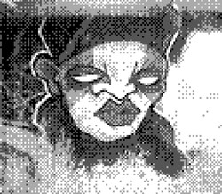 game boy camera - voodoo grafitti