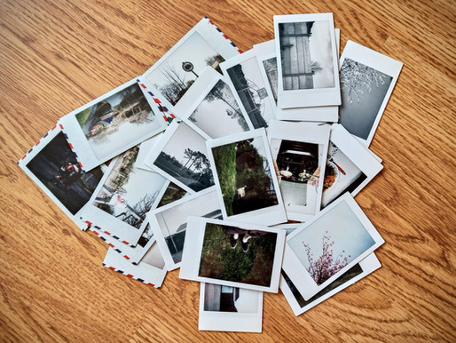 Instax Mini Easter project