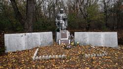 Exclusion Zone 8 - Graveyard Memorial