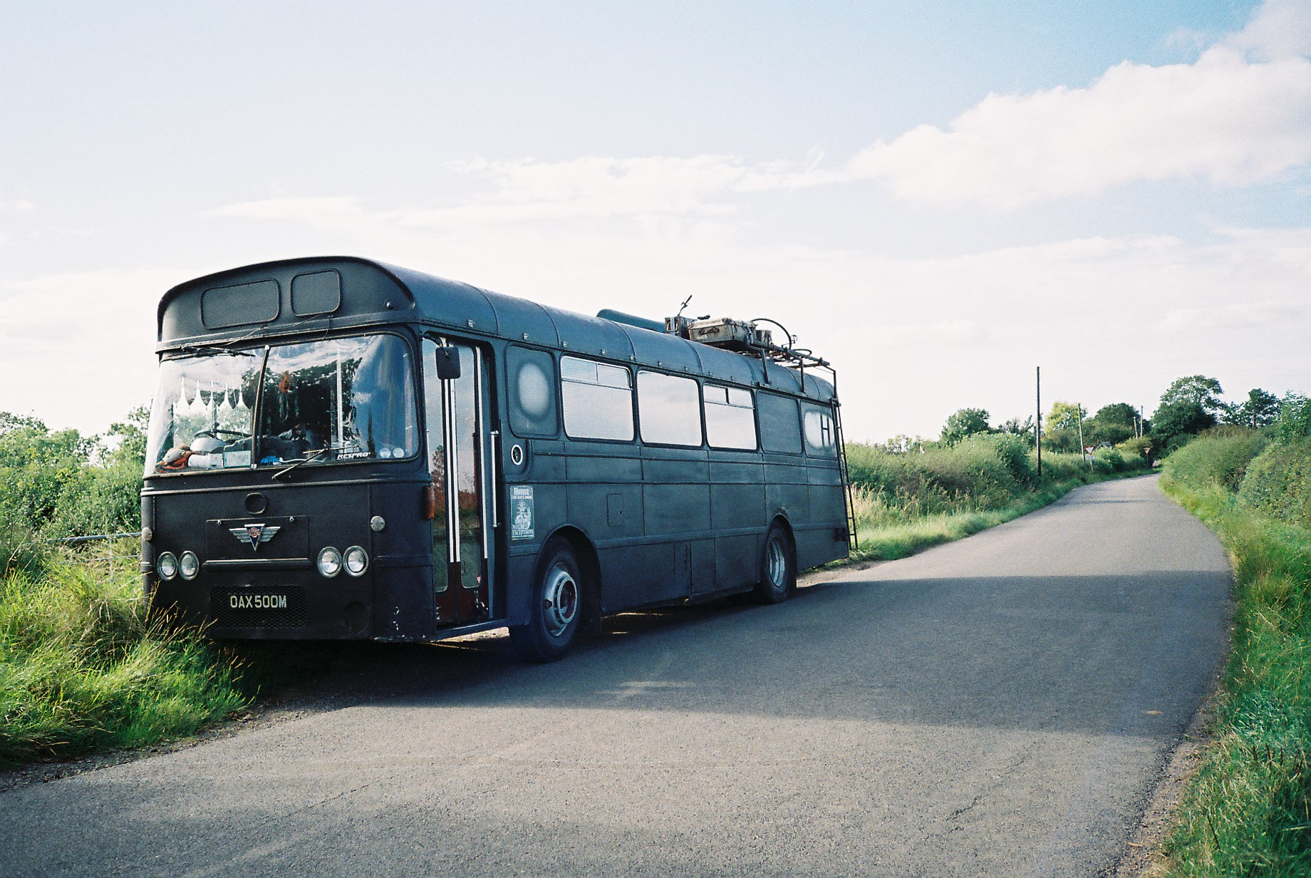 35mm North Warwickshire Vintage Bus