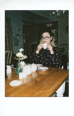 Instax Mini Afternoon Tea Girlfriend