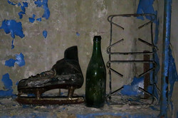 Exclusion Zone 123 - Skate and Bottle