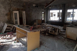 Exclusion Zone 47 - Classroom
