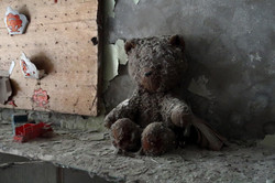 Exclusion Zone 44 - Teddy Bear