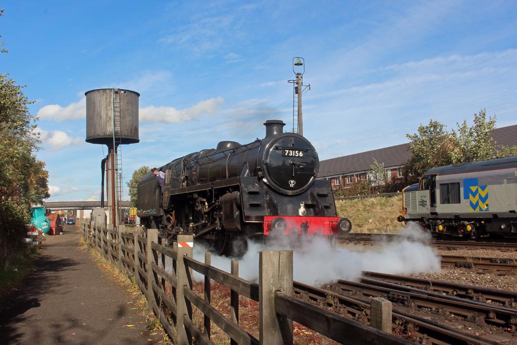 Great Central Railway Loughborough