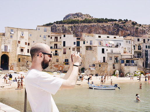 A week in Sicily with the Canon G7X MkII