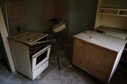 Exclusion Zone 124 - Abandoned Furniture