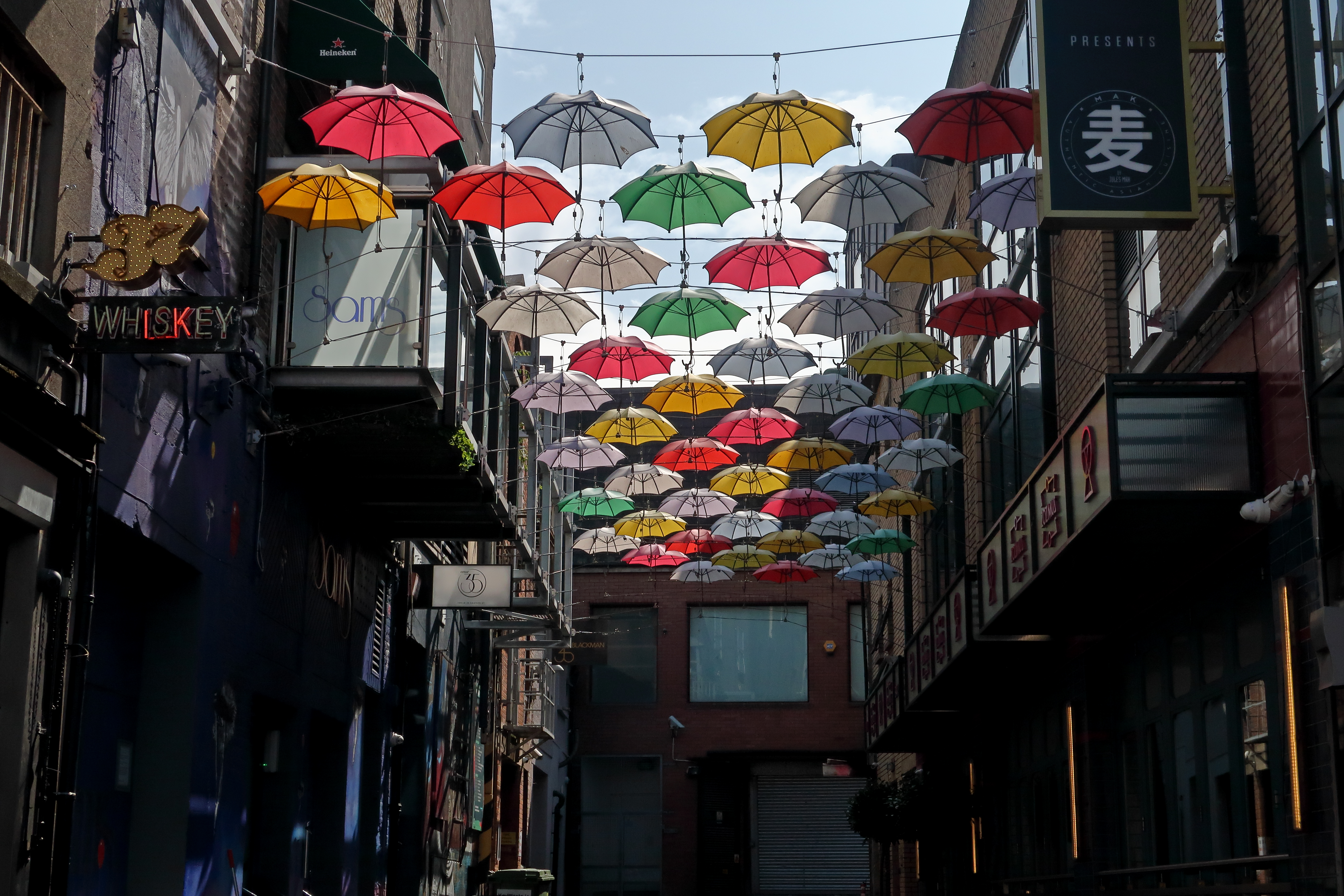 39 Umbrella Canopy