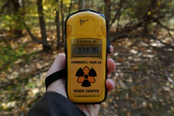 Exclusion Zone 57 - Geiger Counter