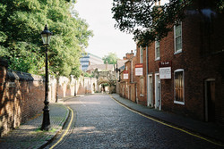 35mm Leicester Medieval Streets