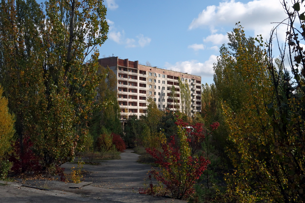Exclusion Zone 76 - Pripyat