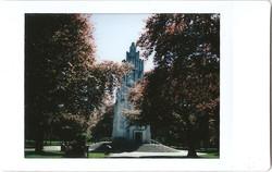 Instax Mini Coventry Memorial Park