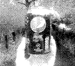 game boy camera - pepsi max